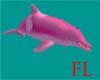 [FL] Sweet rose dolphin