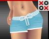 Baby Shorts Blue