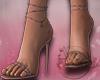 ~A~ Diamante Heels P+