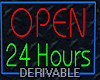 "Iv""Open 24 hours"