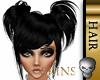 Marsha Ponytails | Black
