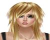 blonde mechas