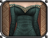 Guinevere Gown [teal]