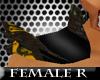 Wolfen Pauldron Female R
