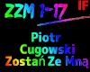 Cugowski Zostan Ze Mnna