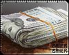 100$'s Earned Money