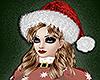 Santa Hat Blonde F