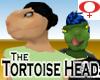 Tortoise Head -Female