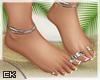 K| Summer Beach Feet