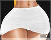 Shortey Skirt WHT RL
