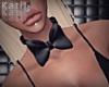 [z] bow tie black