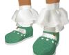 Kids-Glo Green/White