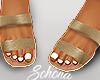 ṩ Brea Sandals Nude