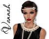 -V- Gatsby Headband