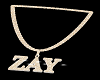 Zay Gold Necklace Req