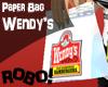 R! P Bag Wendy's
