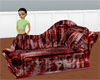 Bloody Couch w/ poses