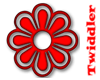 Fun Red Flower