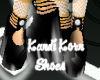 Kandi Korn Wedge Shoes