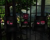 Small Garden Pink Chair