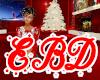 EBD~ Santa Baby Crop Top