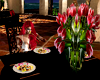 Mexican Dinnertable 6ps