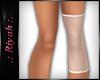 !R  Stockings Left PURE