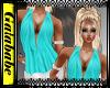 Sexy Diva Top - Turq.