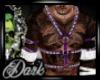 |D| Purple Harness