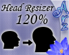 [Arz]120% Head Resizer
