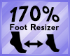 Foot Scaler 170%