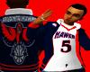 *CA* Hawks Jacket