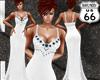 SD Blue Ice Wedding Gown