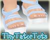 Summer Sandals Blue