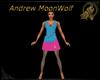 MW Spring Slit Skirt