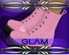 lGl XOXO M Boots Pink