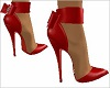 Red Heels w Bows