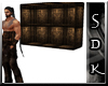 #SDK# Medieval Bookcase