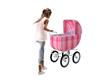 Pink Pram (no baby)