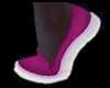 Aari Pink Glow Sneakers