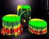 Raggae Dance Cubes