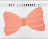 D| Orange Bowtie