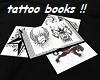 tattoo books!