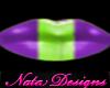 purple rave lipstick