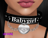 Babygirl Collar
