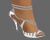 gray-white shoes