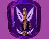 RJTSR Purple Radio