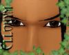 ~E- Gypsy Amber Eyes (M)
