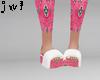 LV Fur Platform♥