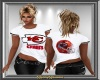 KC Chiefs Top White